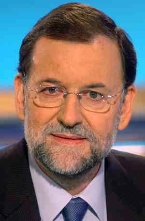 Rajoy el contratista ecologista