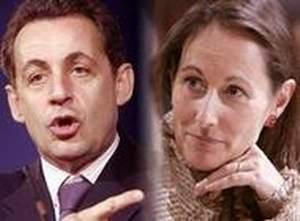 Ségolène vs Sarkozy