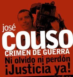 José Couso, cinco años después