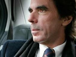 """El """"exotismo"""" según José María Aznar"""