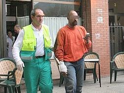 Un escolta a punto de volver a Zaragoza